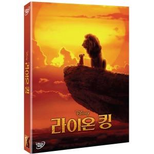 DVD     라이온킹 (2019년 영화)   11월20일출시