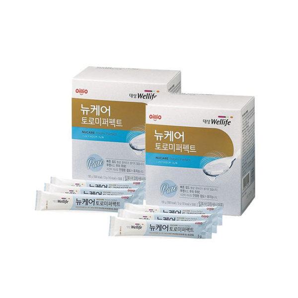 대상 토로미 퍼팩트 50포x2박스/연하곤란환자용