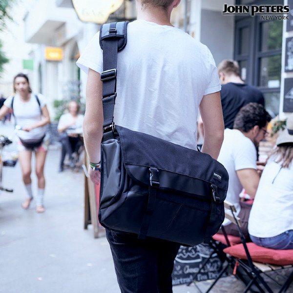 존피터뉴욕  존피터 메신저백 6011 (택1) / 크로스백 자전거가방