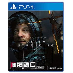 PS4 데스 스트랜딩 / 한글판 / 일반판 새상품