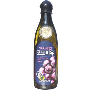 CJ제일제당 백설 포도씨유900ml