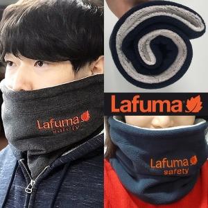 (네이비) 라푸마 넥워머 목토시 목도리 방한용품