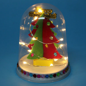 SA LED와이어 크리스마스 조명등(4인 세트)