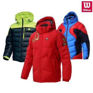 겨울 야외 작업 솜털 패딩 잠바 재킷 야간 근무