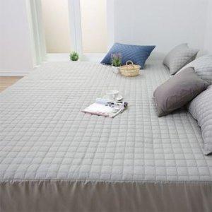 아이닉스 순면 패밀리 침대 매트리스커버 SS+Q (260x200)