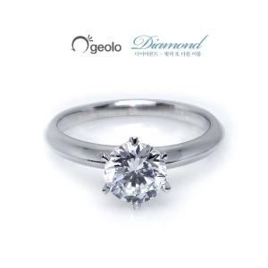 1캐럿 다이아몬드 예물 선물 다이아 반지