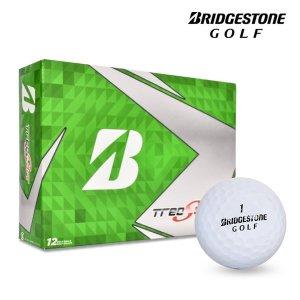 브리지스톤 트레오 소프트 2피스 골프공 12알 골프볼