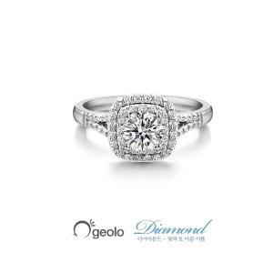 5부 다이아몬드 8종 선물 예물 다이아반지