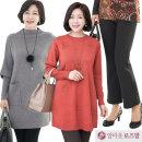 로즈맘 엄마옷 겨울신상세일 405060대 중년여성의류