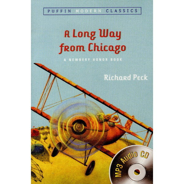 A LONG WAY FROM CHICAGO(CD1장포함)(PUFFIN MODERN CLASSICS)