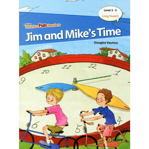JIM AND MIKES TIME(CD1장포함)(EPFR LEVEL 3-2)