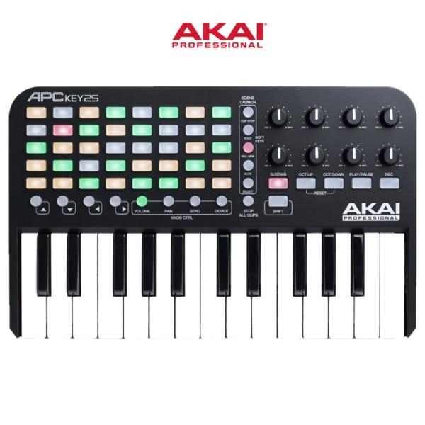 Akai Professional APC Key 25 아카이 키보드