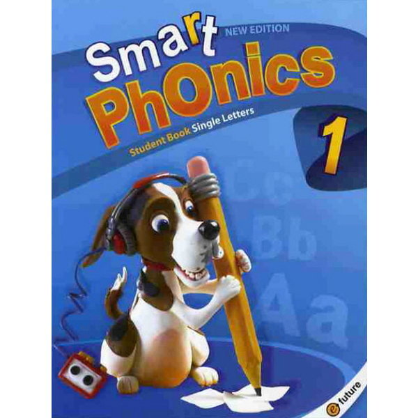 Smart Phonics 1 : Student Book (New Edition)(CD1장포함)(Paperback)