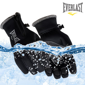 스키 보드 방수 방한 장갑 네오프렌장갑 (블랙)