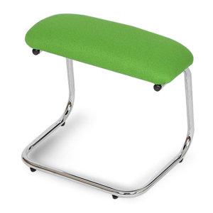 다용도 발받침대 의자 체어풋 ALPHA 패브릭