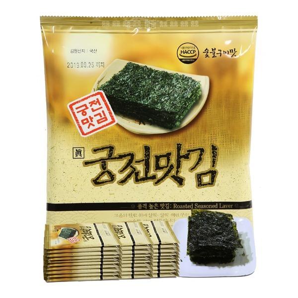 궁전맛김/본사직영 정통의 맛 그대로 맛김3호(30봉)