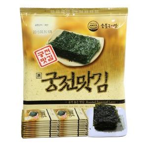 궁전맛김/본사직영 정통의 맛 그대로 맛김2호(20봉)