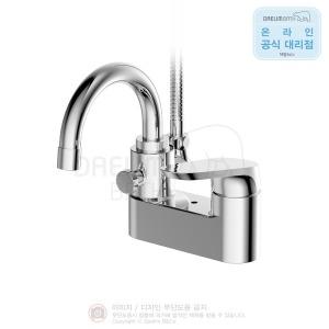 DL-YB6A15대림바스바트라BFB-425/4인치샤워겸용수전