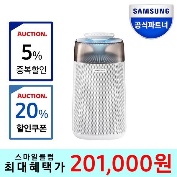 인증점 삼성 공기청정기 AX40N3030WMD 20%+5%할인