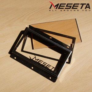 화목난로 소형(150x85) 내열유리 브라켓세트