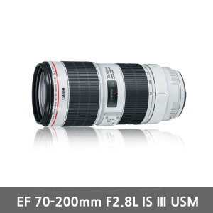 캐논정품 EF 70-200mm F2.8L IS III USM/cy