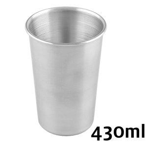 (추가금액없음) 스텐컵 (대용량컵) 430ml/맥주컵 스텐