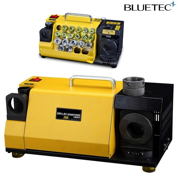 BLUTEC 26A 드릴비트 연마기/테이퍼드릴용 드릴연마기