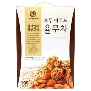 호두아몬드율무차 100T 무료배송 / 최근제조일제품