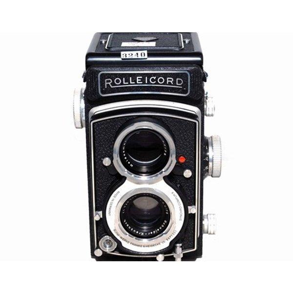 롤라이 코드 75mm/f3.5