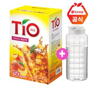 티오 아이스티 복숭아맛 150T/홍차/레몬 + 체스물병