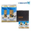 현대수산맛김 보령대천김 도시락김 50봉