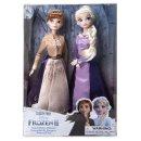 디즈니 겨울왕국2 안나엘사세트 관절인형 공주 장난감