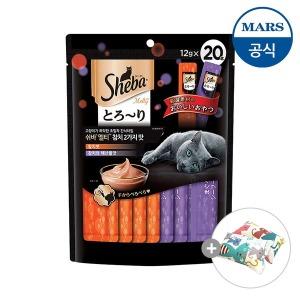 쉬바 멜티 참치 2가지맛 240g(12gx20)
