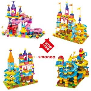 스모네오 레고듀플로 통큰블럭호환 유아용블럭장난감