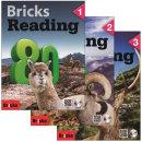 Bricks Reading 80 1.2.3 단계 세트 / 휴대폰거치대 증정