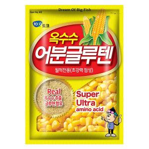 토코 옥수수 어분글루텐/민물떡밥/집어제/떡밥