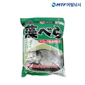 마루큐 조베라 클로렐라 떡밥/낚시떡밥/민물떡밥/어분