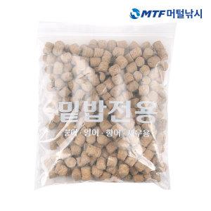 밑밥전용 짜개 떡밥/낚시떡밥/민물떡밥/어분/미끼
