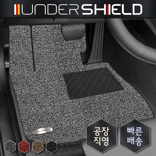 언더쉴드 명품코일매트 쉐보레 트래버스 풀세트 19년~