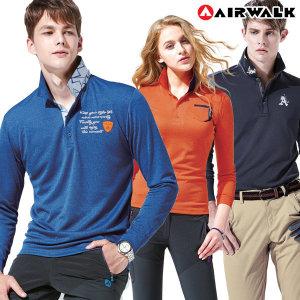 에어워크 골프 베이직 티셔츠 긴팔티 모음