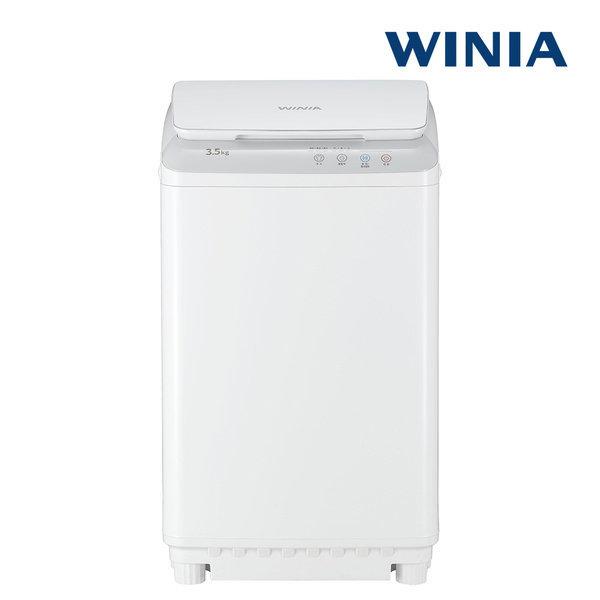 인증 위니아 미니크린세탁기 WMT03BS5W 3.5kg