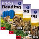 Bricks Reading 100 1.2.3 단계 세트 / 휴대폰거치대 증정