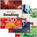 Bricks Reading 250 1.2.3 단계 세트 / 휴대폰거치대 증정