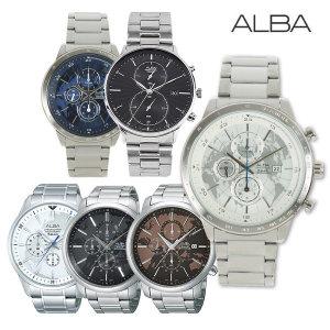 세이코 알바 본사정품 남성 남자 손목시계 AF8M65