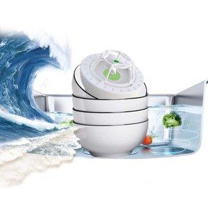 가정용 미니 USB 초음파 식기세척기 터보 세척기