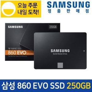 삼성 SSD 860 EVO 250G GB MZ-76E250B KR 5년보증