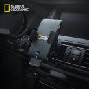 차량용 음성인식 고속 무선충전 거치대 매트블랙