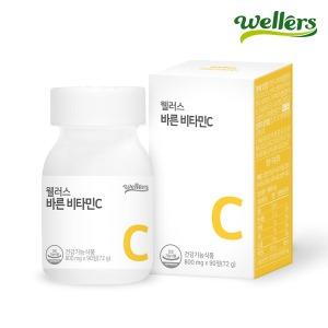 바른 비타민C 영양제 (인디언구스베리유래) 90정 1병