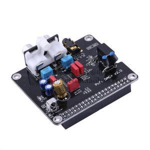 PCM5122 라즈베리 파이 DAC 오디오 사운드 카드 모듈