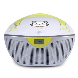 MP3 포터블 블루투스 CD플레이어 냥냥이 캐릭터